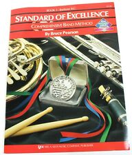 Kjos Standard Of Excellence Book 1 Baritone Bc #R7445
