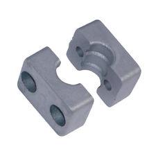 RSB Hydraulique Tube Clamps - 14.0 mm Od Aluminium 1-Tube moitiés SIZEA 2 1-04207