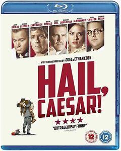 Hail, Caesar! (2016) Blu-Ray NEW