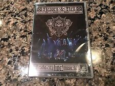 Heaven & Hell New Sealed DVD! 2007 Iron Maiden Rainbow Kiss Black Sabbath Dio