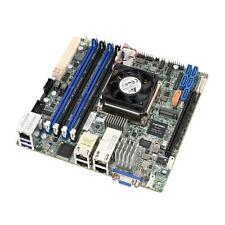 Supermicro X10SDV-TLN4F mITX Intel Xeon D-1541 8-Core 2.1GHz DDR4 Motherboard