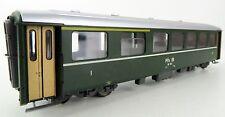 Bemo  Personenwagen AB 1545 1./2.Klasse der RhB, OVP (HKA367)