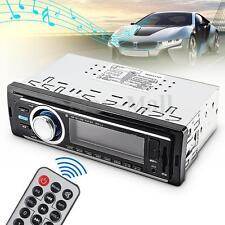 Auto Car Vehicle Stereo Audio In-Dash FM Aux SD USB MP3 WMA Audio Radio Player