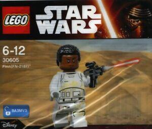 Lego Star Wars Finn (FN-2187) 30605 Polybag BNIP