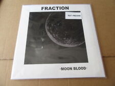 FRACTION MOON BLOOD PSYCH ROCK AKARMA LIMITED 3 COPIES TEST PRESS MEGARARE LP