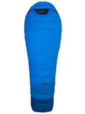 "Marmot Sawtooth TL Down Sleeping Bag -9c/ -13c. Long 6' 6"" 198 cm. Left Zip $330"