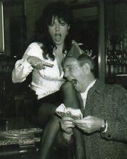 Norman Wisdom and Vicki Michelle - 10x8 Unsigned Still