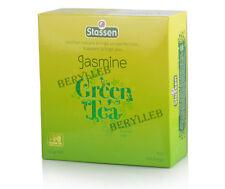 Stassen Pure Jasmine Green Tea 100 Tea Bags (1.5g/tea bag)