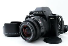 Excellent CONTAX NX Film Camera w/ Vario Sonnar T* 28-80mm f/3.5-5.6 from Japan
