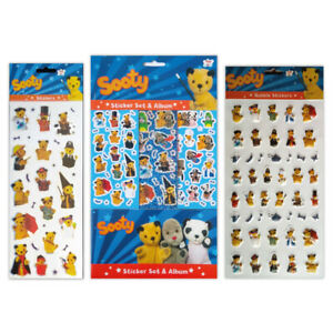Sooty Stickers Mega Value Set