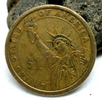 Moneda, Estados Unidos, Dollar U.S.  William Henry Harrison