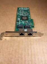 NC382T 458491-001 HP PCI-e Dual Port Gigabit Network Adapter High Profile