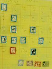 Netherlands Stamp Set #1