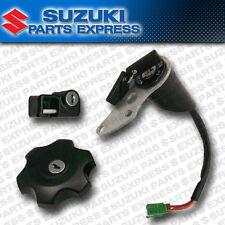 2005 - 2009 SUZUKI DR-Z400SM DRZ 400 SM OEM IGNITION SWITCH LOCK SET 37000-29821
