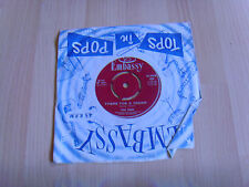 "7"" single vinyl record theme for a dream don duke"