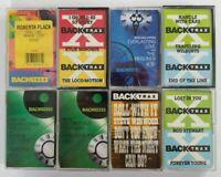 BackTrax Cassette Tape Bundle Singles (SEE DESCRIPTION FOR TITLES)