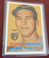 Brooks Robinson 2020 Topps Series One RC Retrospective Logo Medallion #RCR-BR