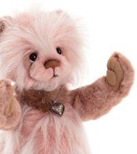 "KIBIBI PANDA 2018 Charlie Bear 12.5"" Plush Bear by Isabelle Lee CB181870 - NEW!"