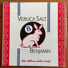 "Veruca Salt - Benjamin 7"" White Vinyl"