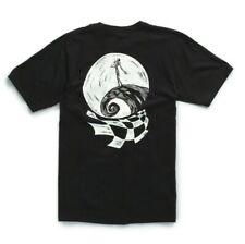 VANS Nightmare Before Christmas Sketchy Jack Skellington Glow In The Dark Shirt