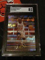 Michael Jordan 1999-00 Upper Deck Spxcitement S20 SGC 8 NMMT PSA BGS Bulls spx