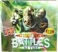 INVADER :    DOCTOR WHO BATTLES IN TIME CARDS BASE / BASIC 377  TO 406   CHOOSE