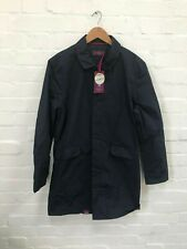 Aston Villa Official Men's Club Terrace Jacket - S - Navy - New with Defect