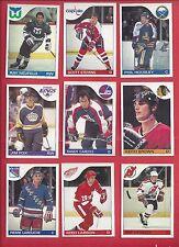 1985-86 Topps Hockey you pick 8 picks $2.00 NM to Mint