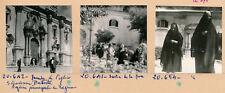 RAGUSE Sicile c. 1950 - 15 Photos de la Ville Italie - PL 1188