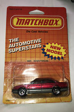 Matchbox MB31 Rover Sterling Red  - NEW
