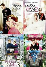 Prince and Me - Complete All 4 Movies Film Anthology Collection New Region 2 DVD