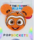 Nemo Phone Grip - Swap Tops to Change Designs TOP ONLY Mickey Clown Fish
