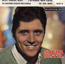 SACHA DISTEL LA LA SONG FRENCH ORIG EP ALAIN GORAGUER / MICHEL COLOMBIER