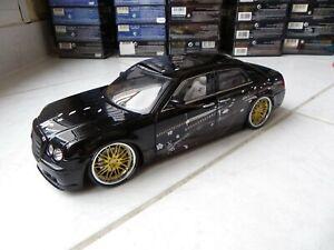 Chrysler 300C Hemi Parotech Black 1/18 NOREV Miniature