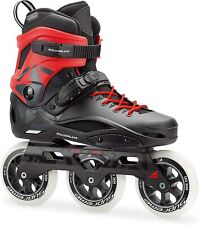 New Rollerblade RB 110 3WD Unisex Adult Fitness Inline Skate,  US Size 7 Red
