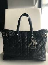 authentic Christian Dior Lady year 2011 shopping toe,classic collection