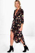 Boohoo Full-Length Casual Dresses