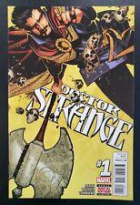 Doctor Strange #1 (Marvel 2016) First app Zelma Stanton NM/VF