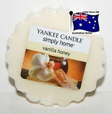 YANKEE CANDLE Tart Melt * Vanilla Honey * FREE Postage for ADDITIONAL TARTS