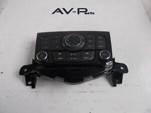 Chevrolet Cruze J300 Bordcomputer Navigation Radio Bedienteil Bedienung 94563272