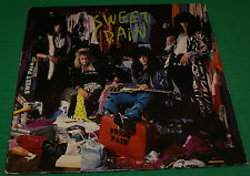 Sweet Pain S/t 1st pressing w/inner-sleeve 1985 Combat Very Rare Out Of Print