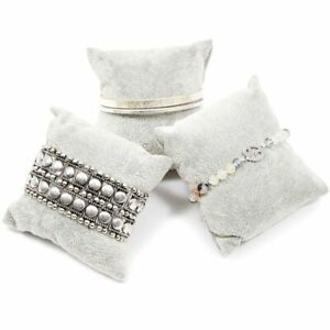 12 Pack Bracelet Pillows for Jewelry Watch Display Bracelet Pillow Display