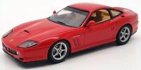 Minichamps 1/43 Scale Model Car 0712IR26 - 1996 Ferrari 550 - Red