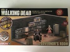 McFarlane Toys Construction Sets The Walking Dead The Governor's Room Set 292 Pc