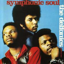 THE DELFONICS Symphonic Soul Deleted Vinyl LP