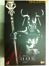 Ready! Hot Toys Thor - MMS148 Odin Anthony Hopkins 1/6 Figure