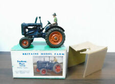 BRITAINS VINTAGE 128F 1948 LEAD FORDSON MAJOR FARM TRACTOR NEAR MINT BOXED