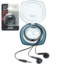 JVC HA-F10C In-Ear only Headphones - Black