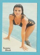 ACTRESS  -  GB  POSTERS  -  POSTCARD  -  YASMINE  BLEETH