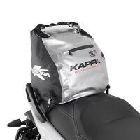Kappa WA407S 100% Waterproof Scooter Tunnel Bag / Seat Tail Pack & Mounting Kit
